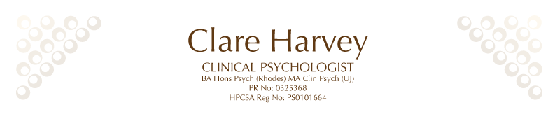 Clare Harvey Psychological Services